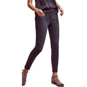 Ag Stevie Mid-Rise Skinny Jeans
